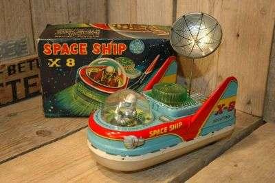 Tada - Space Ship X-8