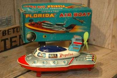 ATC - Florida Air Boat