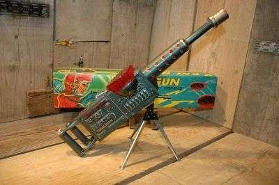 Nomura - X-Ray Gun
