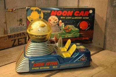 Nomura - Moon Car