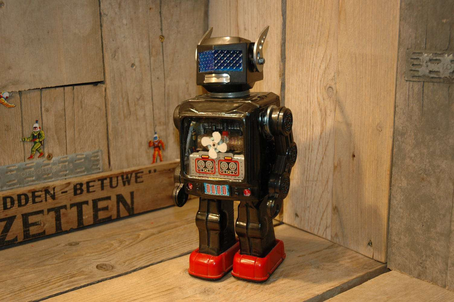 VST - Beetle Commander Robot X-54