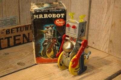 ATC - Mr. Robot aka Bell Robot