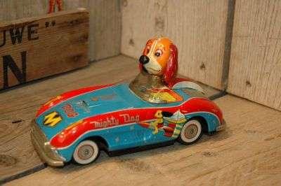 Cragstan - Mighty Dog Space Car