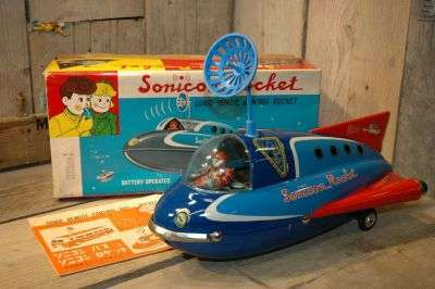 Modern Toys - Sonicon Rocket