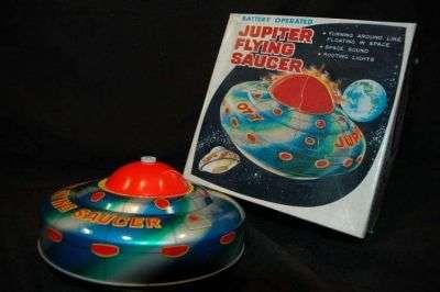 Yoshiya - Jupiter Flying Saucer