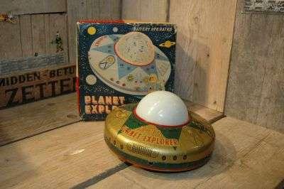 Raja Toys Inc. - Planet Explorer X-80