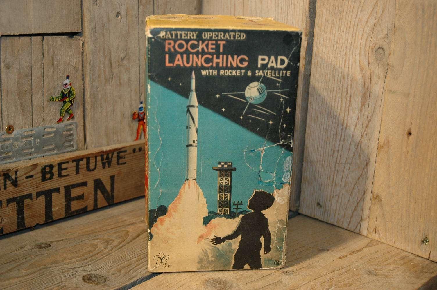 Yonezawa - Rocket Launching Pad