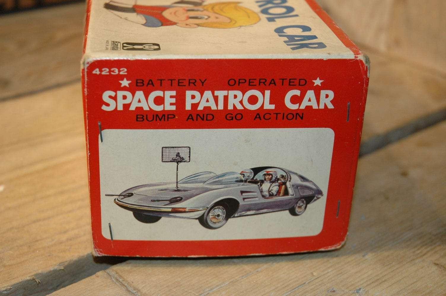 Bandai - Space Patrol Car