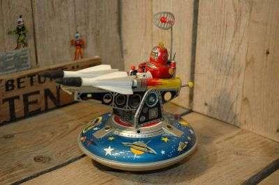 VST - X-18 Robby Planet Destroyer