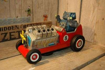 Daiya / VST - Robot Roadster 8