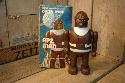 Hong Kong Unknown Manufacturer - Outer Space Ape Man