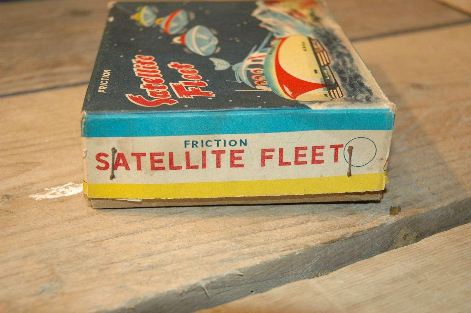 TPS - Satellite Fleet