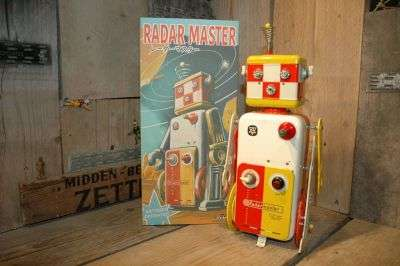 Arnold / VST - Radar Master Robot.  ( Number 2 of 3 )