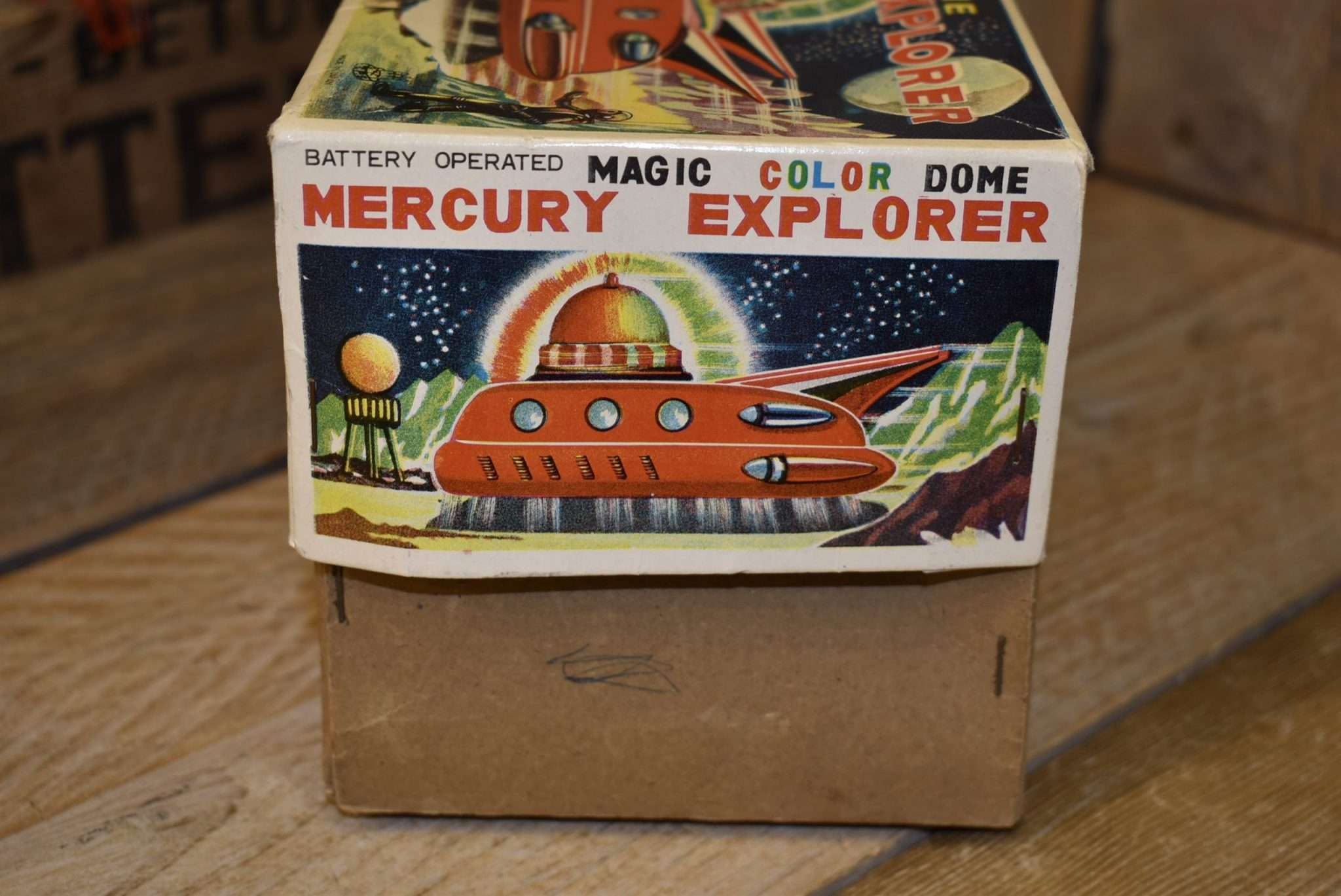 TPS - Mercury Explorer