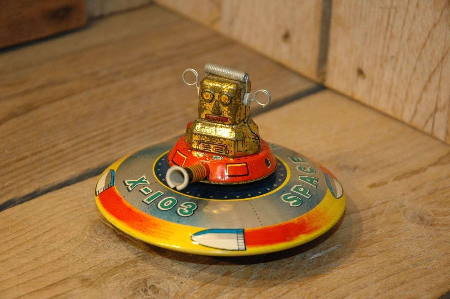 ATC - space robot x-103