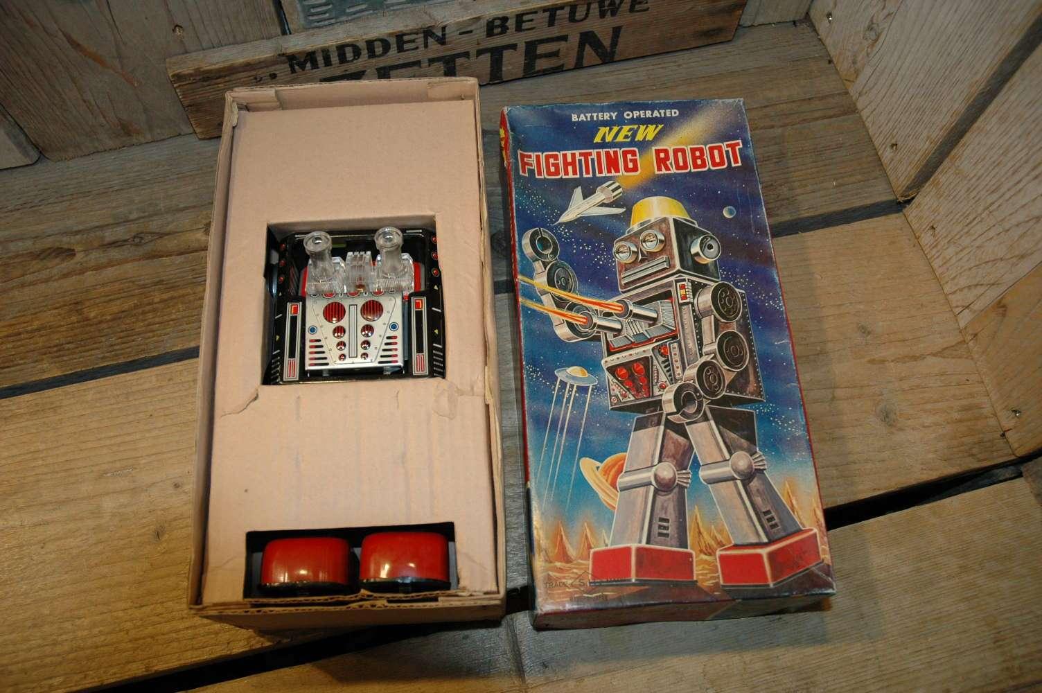 Horikawa - New Fighting Robot