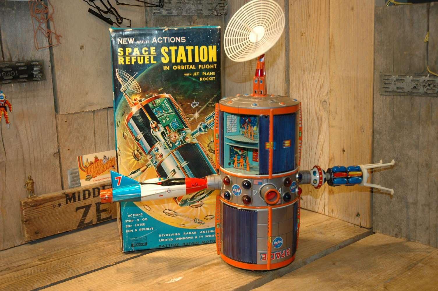 Waco - Space Refuel Station