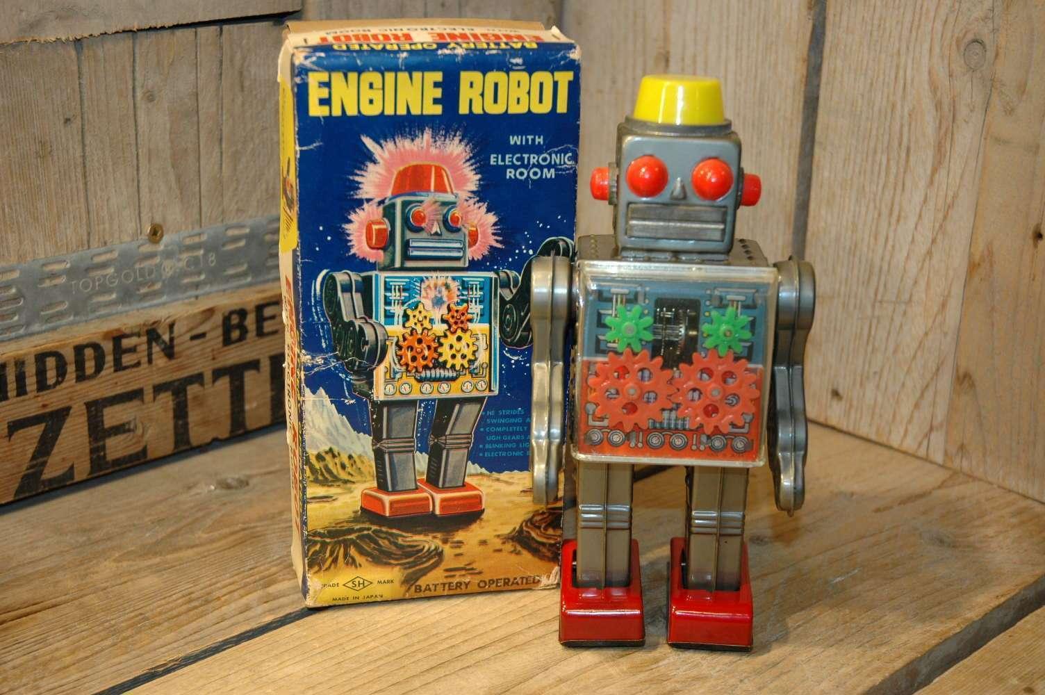 horikawa - engine robot