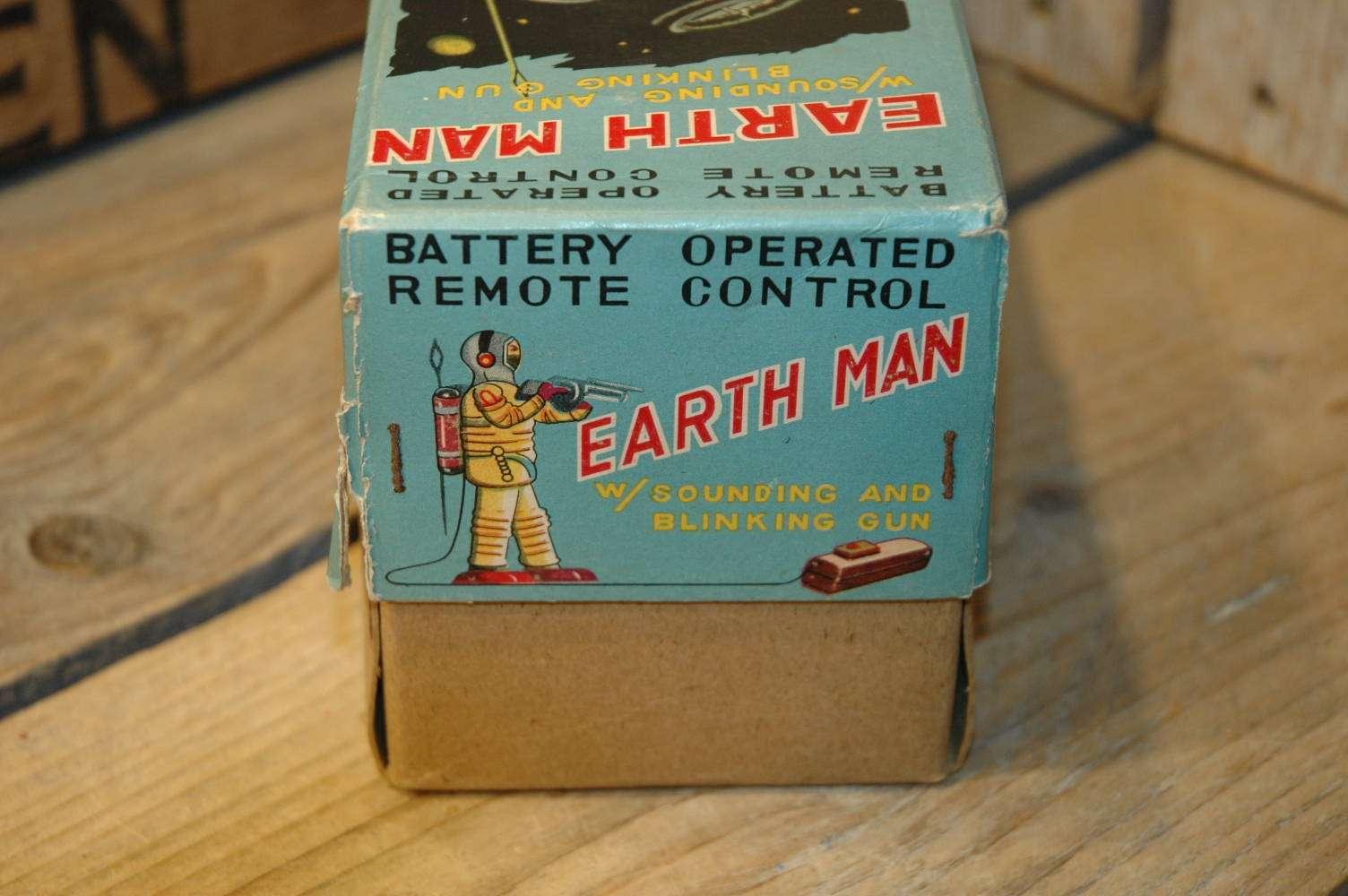 Nomura - Earth Man