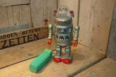Alps - Door Robot