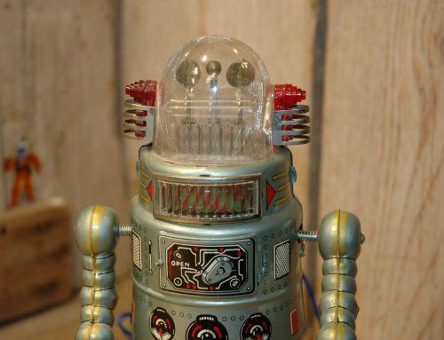 Robot ! ;)