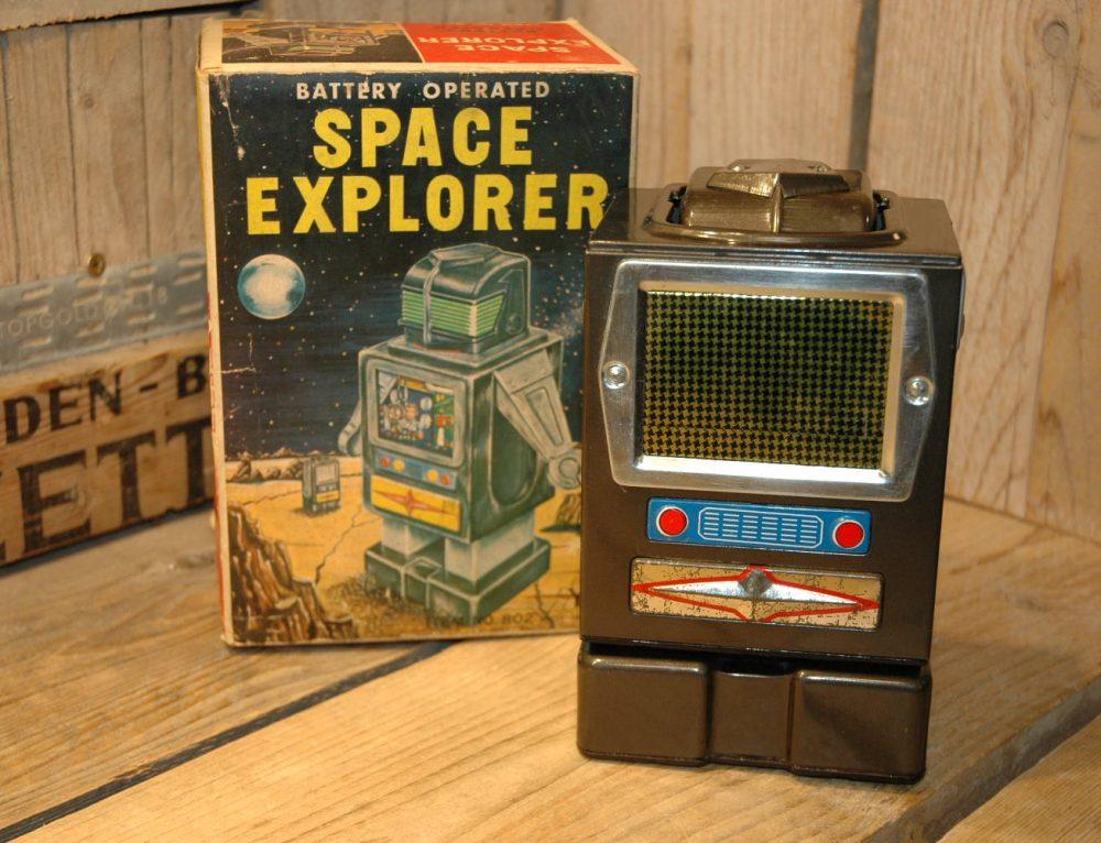 Yonezawa – Space Explorer