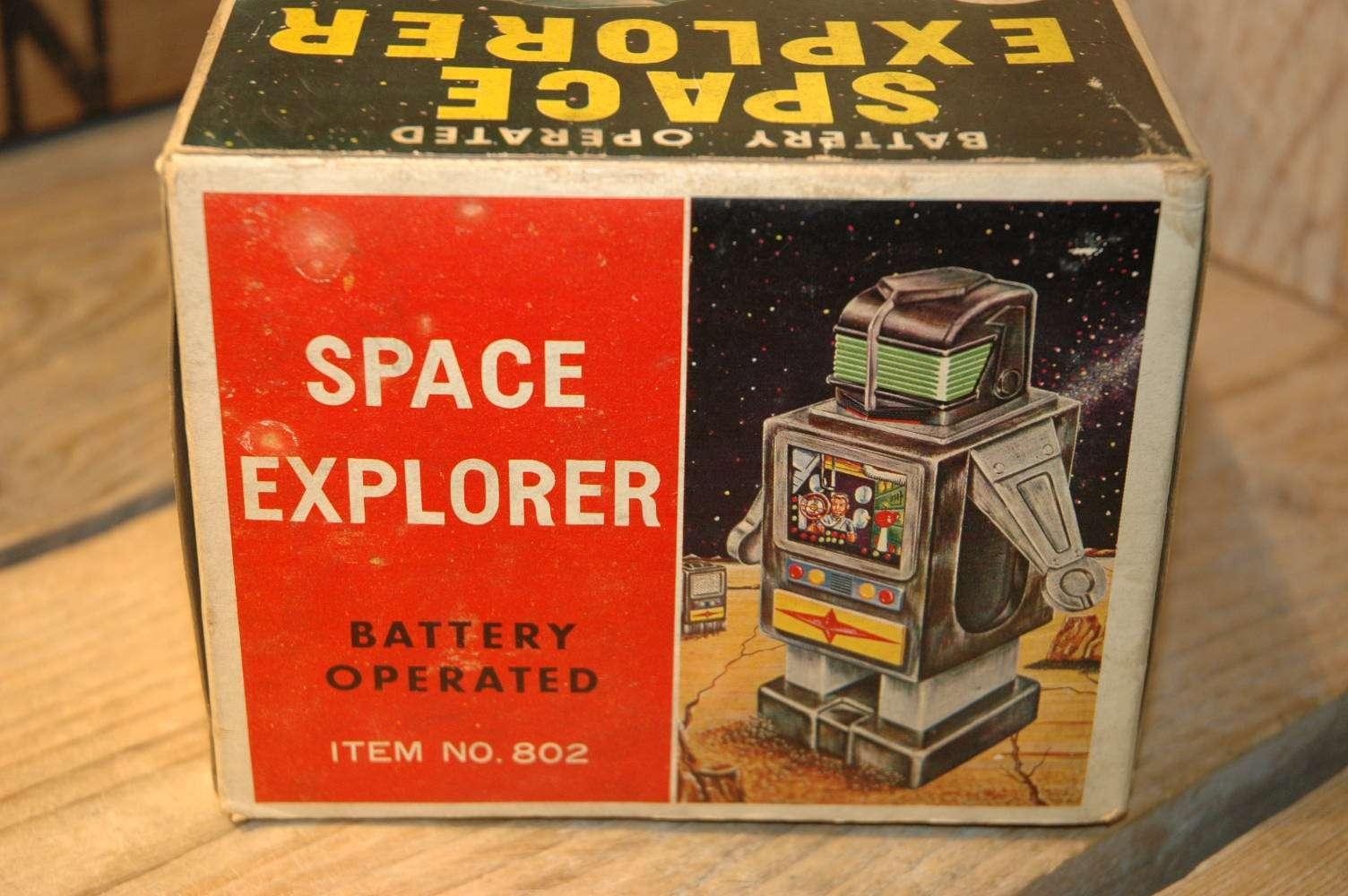 Yonezawa - Space Explorer