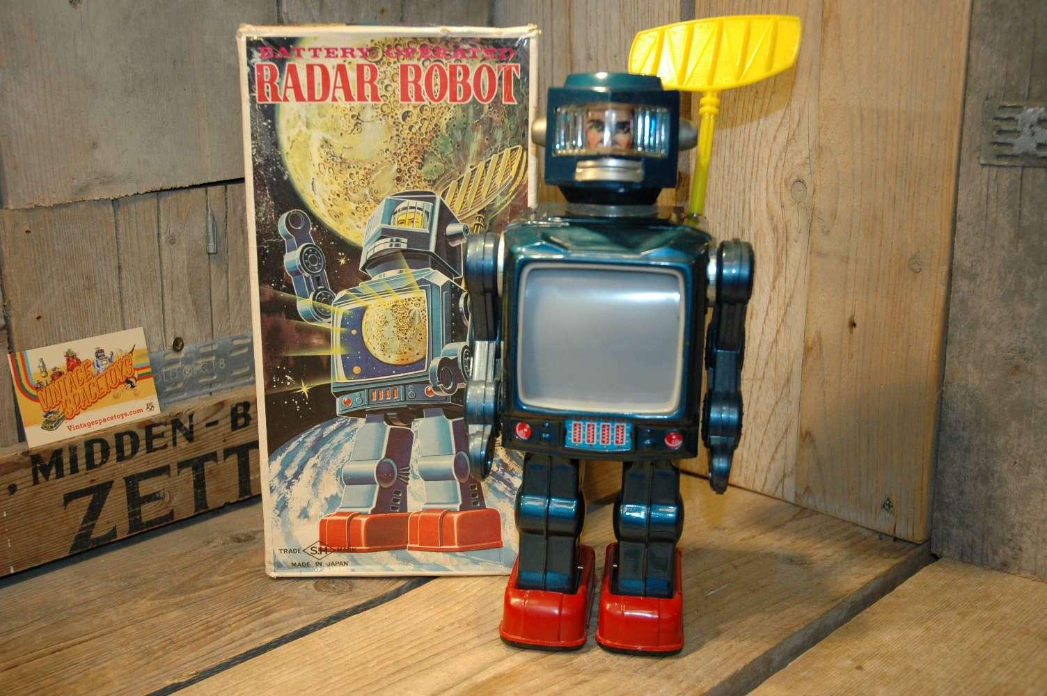 Horikawa - Radar Robot