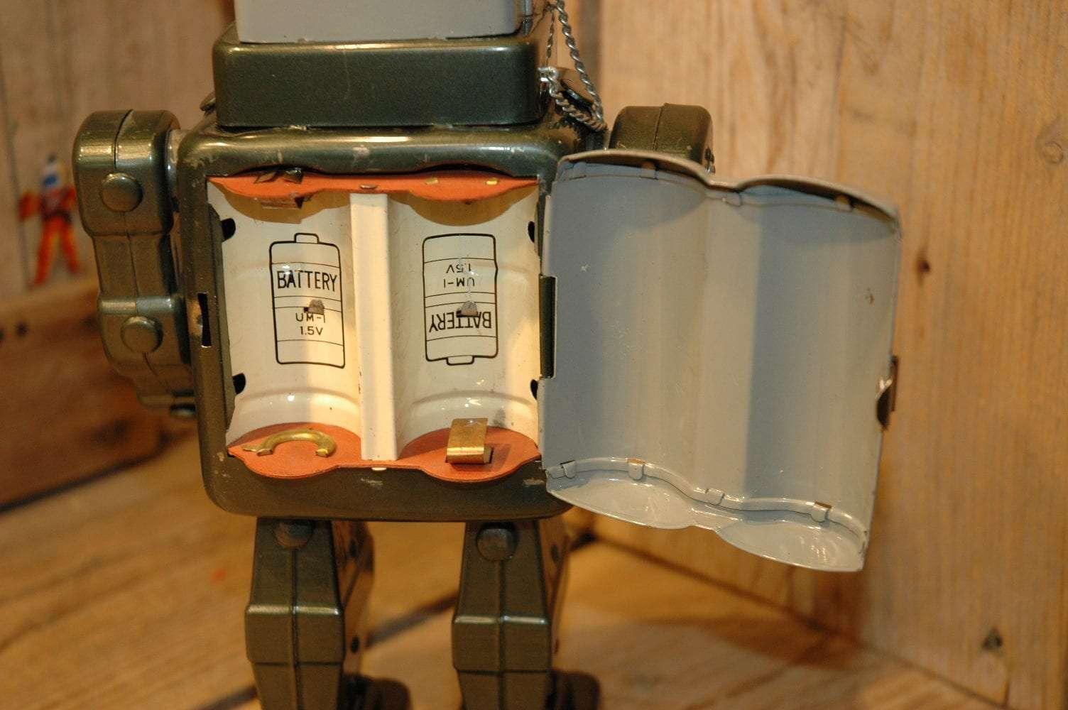 Alps - Television Spaceman Second Version