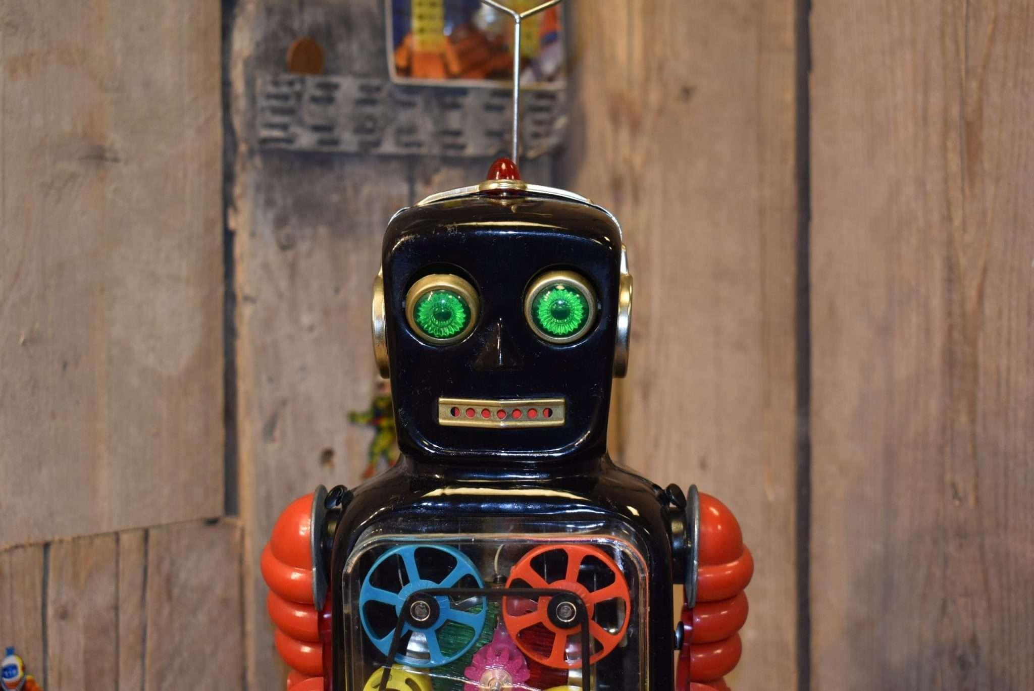 Taiyo - Wheel a Gear Robot