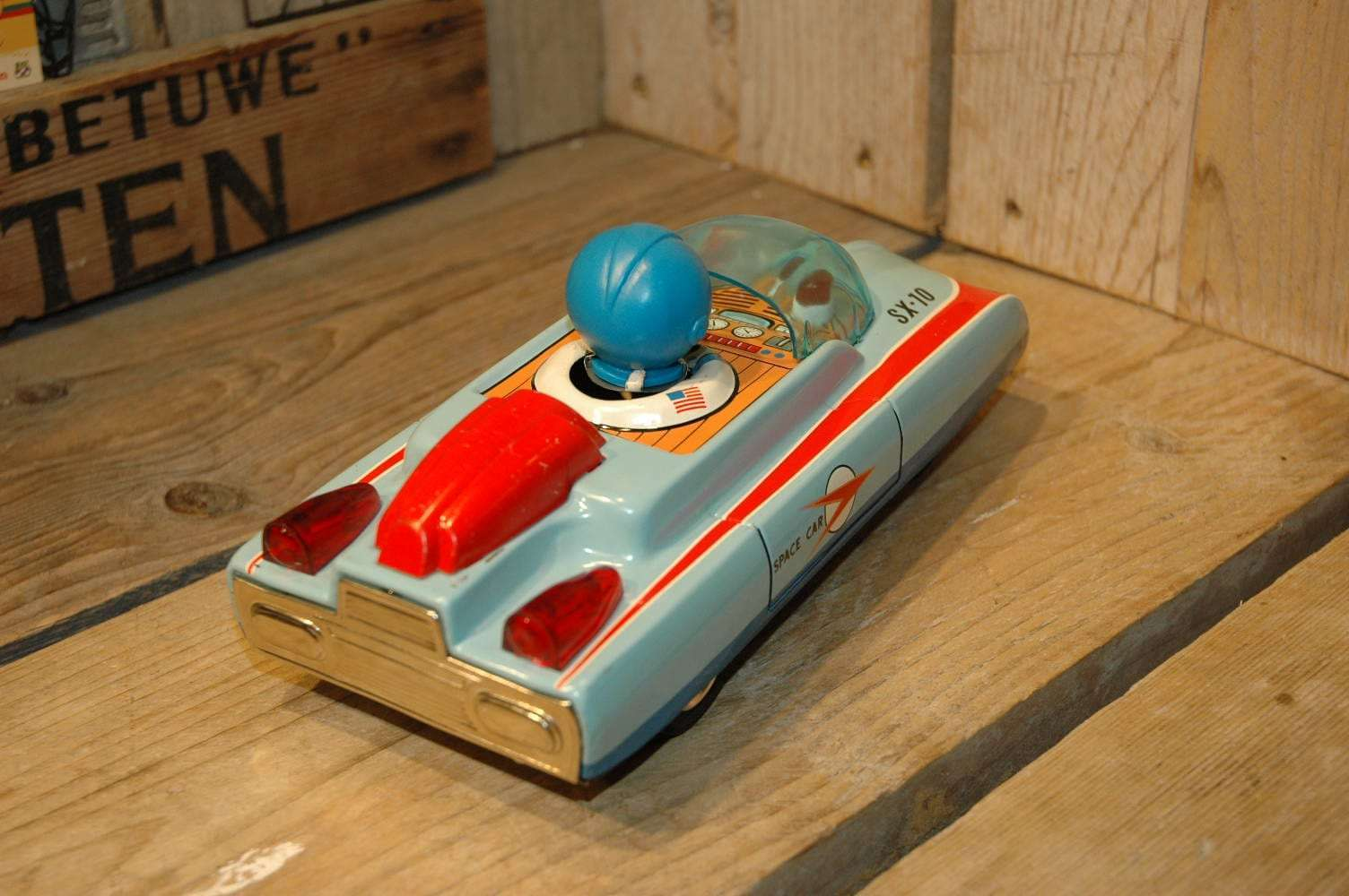 Modern Toys - Space Car XS-10
