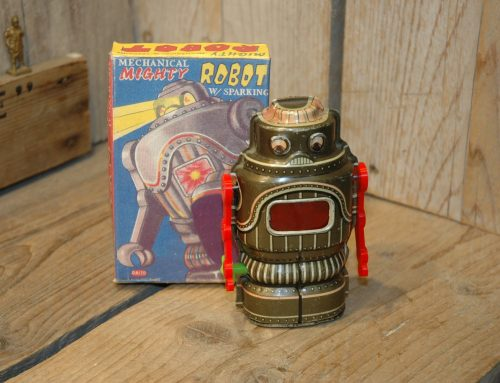 Daito – Mighty Robot