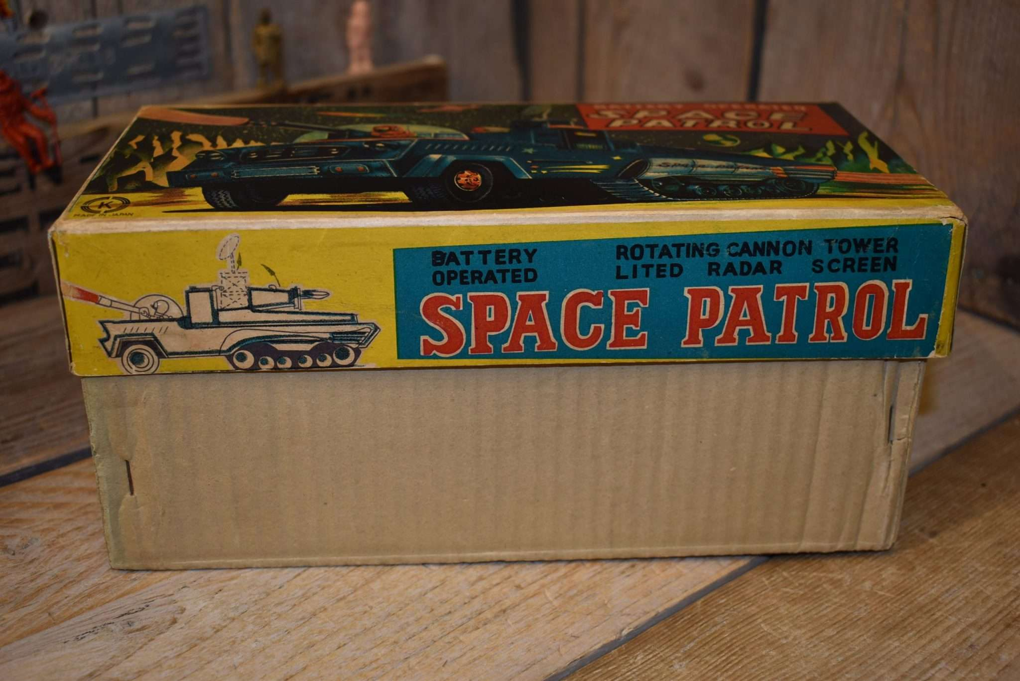 Kanto - Space Patrol
