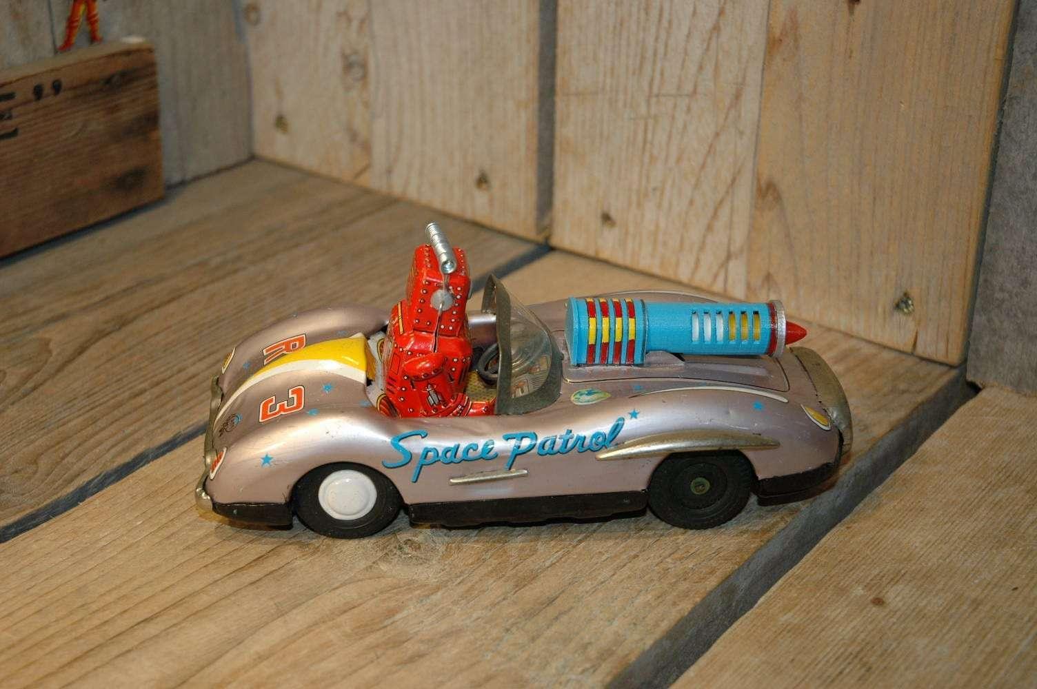 ATC - Space Patrol Car R-3