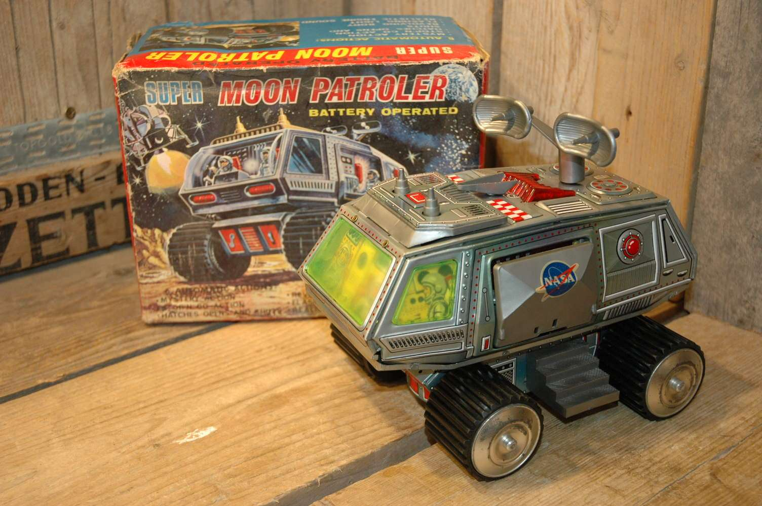 Junior Toys - Super Moon Patroler