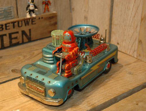 Yonezawa – Space Car.
