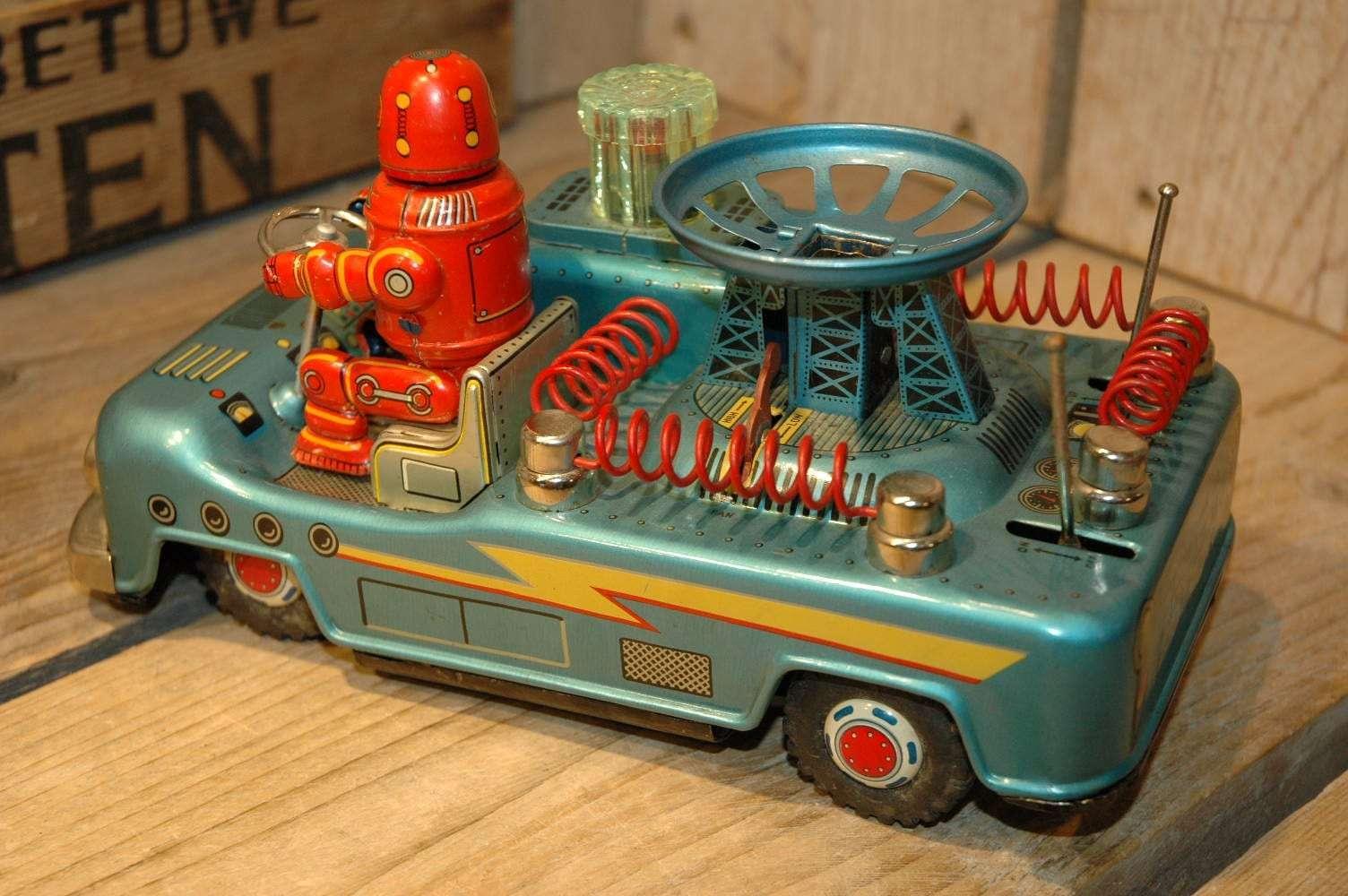 Yonezawa - Space Car