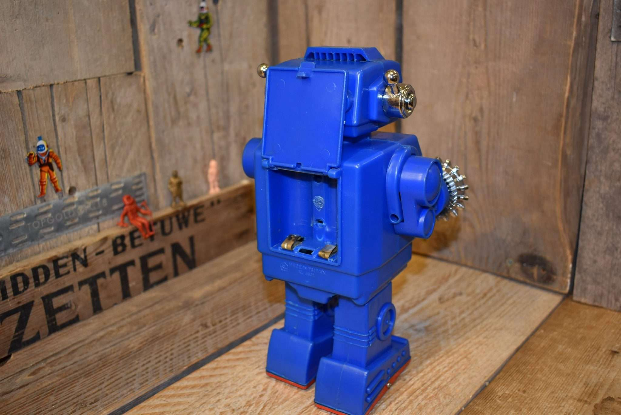 Taiwan KL - Excavator Robot
