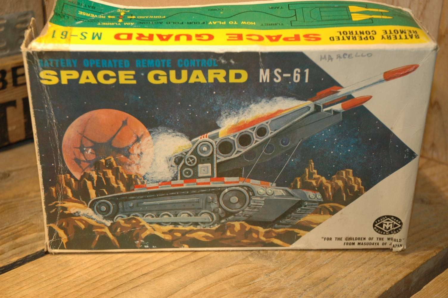 Modern Toys - Space Guard MS-61