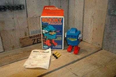 Topper toys - Rocky
