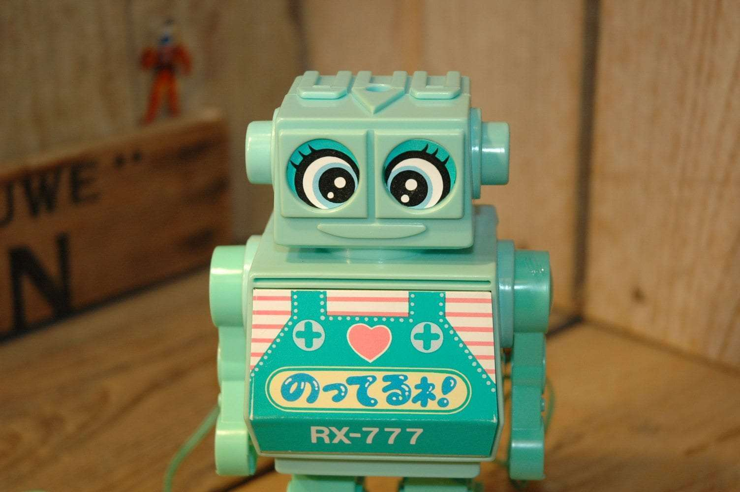 Ohsato - Shopping Robot RX-777