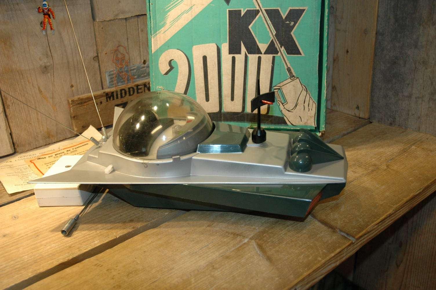 SLJ - KX2000 made in France