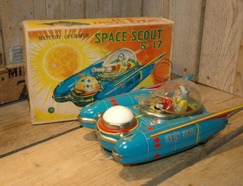 Yanoman – Space Scout S-17