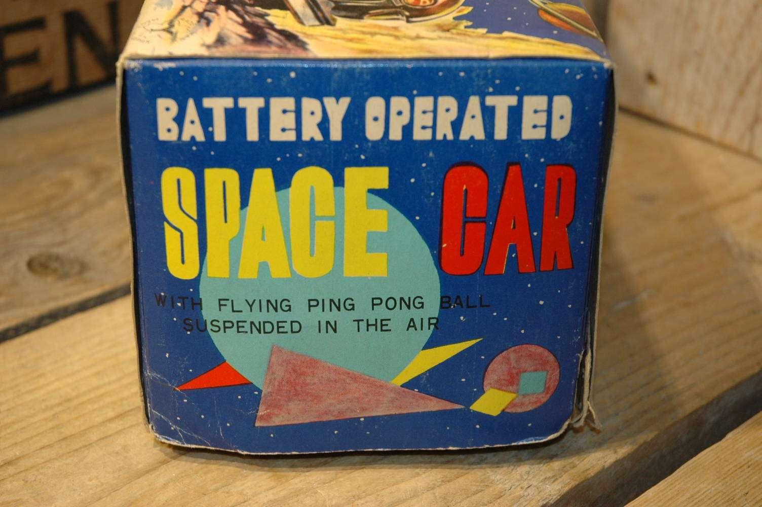 Yonezawa-space car