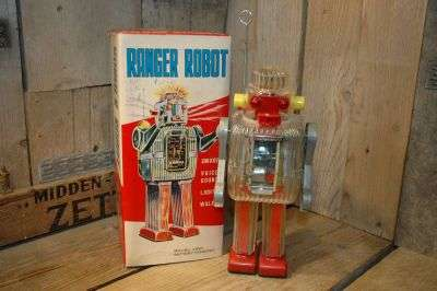 daiya - ranger robot