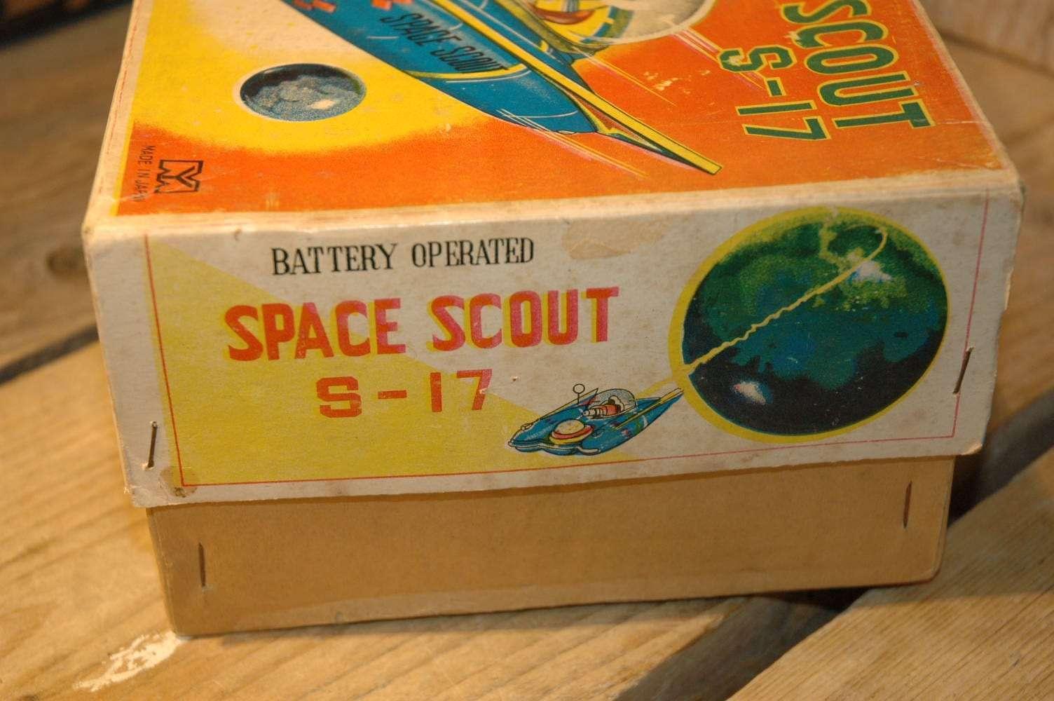 Yanoman - Space Scout S-17