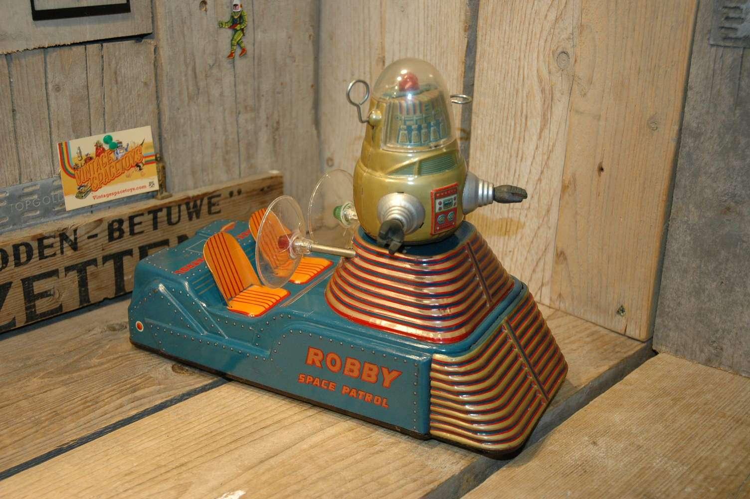 Nomura - Robby Space Patrol