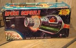 Horikawa - Space Capsule