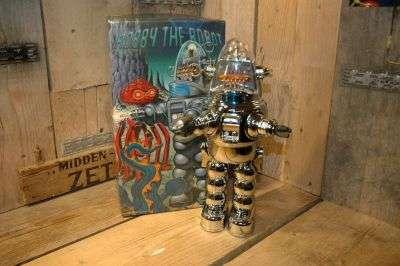 Otti - Robby the Robot