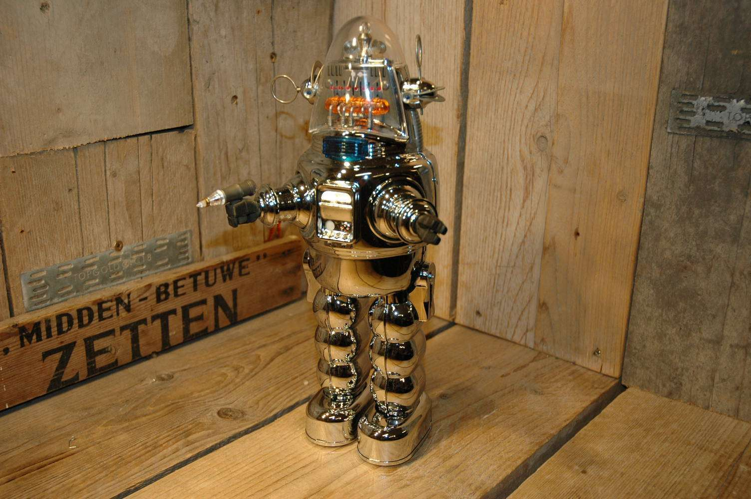 Otti - Robby the Robot